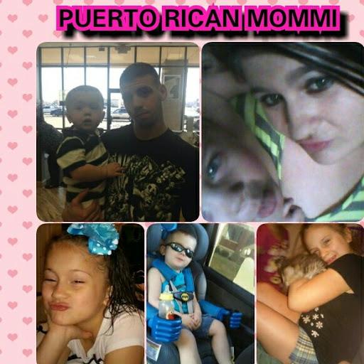 PUERTO RICAN MOMMI