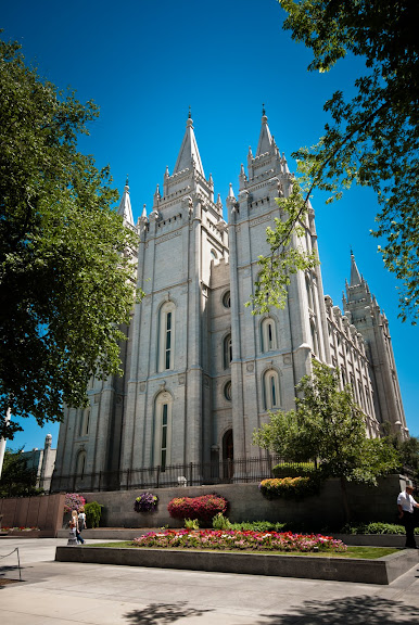 Great American Road Trip, cz.16 -- Salt Lake City..