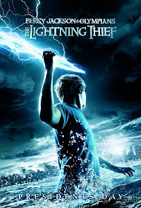 Kẻ Cắp Tia Chớp - Percy Jackson And The Olympians The Lightning Thief poster