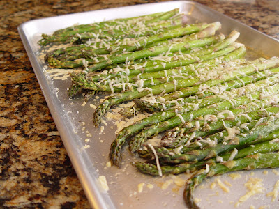 how to cook canned asparagus in the oven