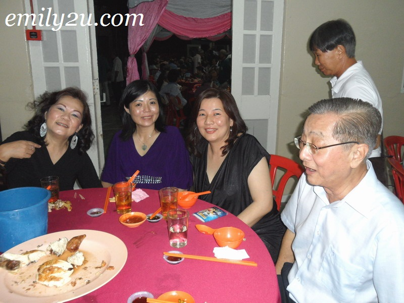 Old Michaelians' Association Annual Dinner 2011