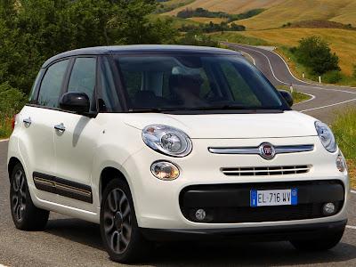 Fiat 500L 0.9 TwinAir Natural Power (CNG, gaz ziemny)