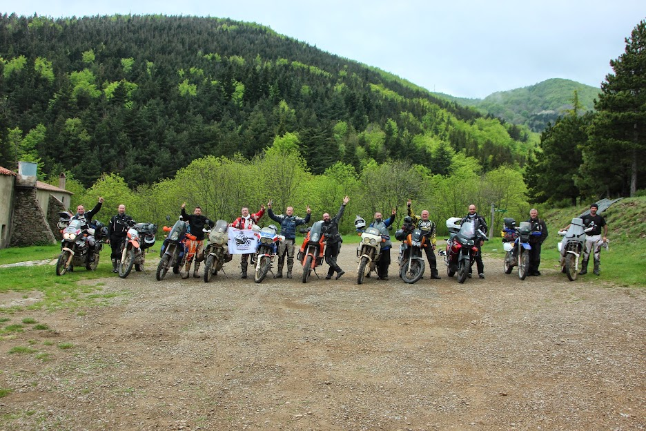 L'Ultimate Offroad Ride 2014 MILLAU-ROSAS(Esp)-COLLIOURE - Page 10 IMG_5531
