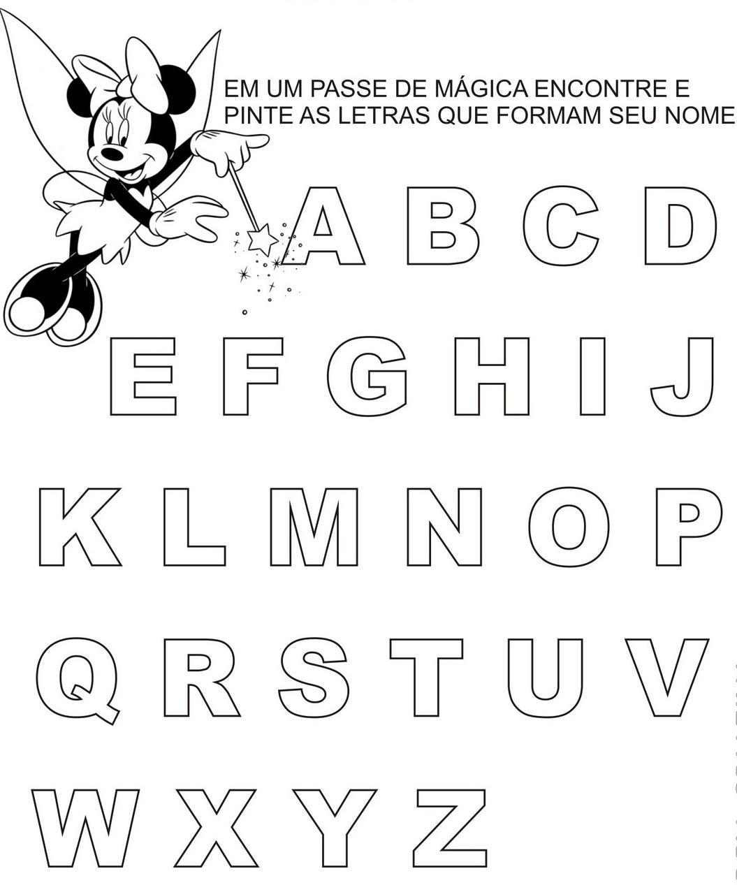 A ALFABETIZAÇÃO Brincando com as letras e com as palavras