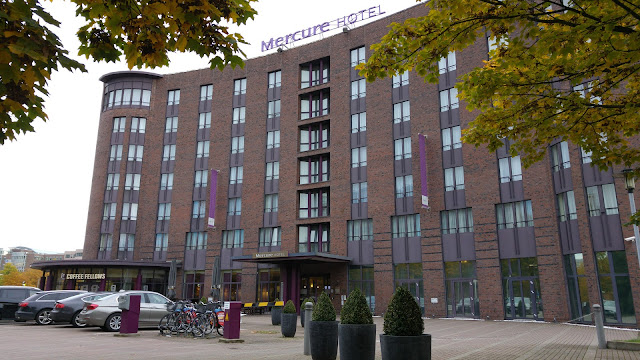 Mercure Hotel Hamburg City Hamburg Germany