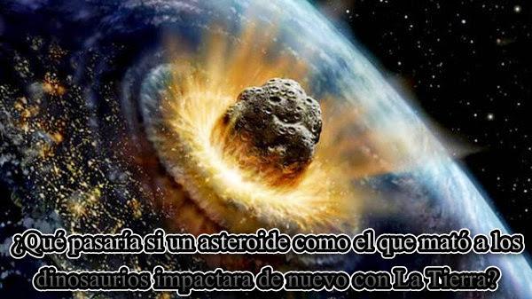 �Qu� pasar�a si un asteroide como el que mat� a los dinosaurios impactara de nuevo con La Tierra? [SATRip][Espa�ol][2013]
