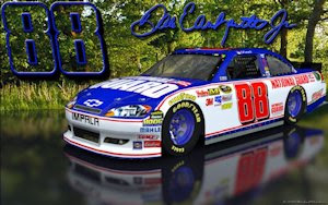 Dale Earnhardt Jr National Guard 1 Outdoors Wallpaper