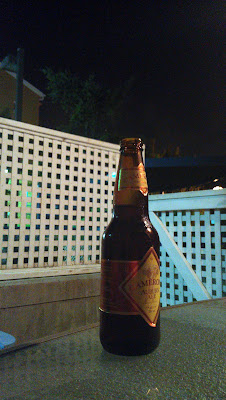 POD: A beer before bed