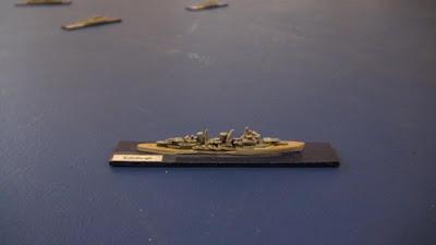 General Quarters' WW2 Naval - Contemptible Little Wargames Club