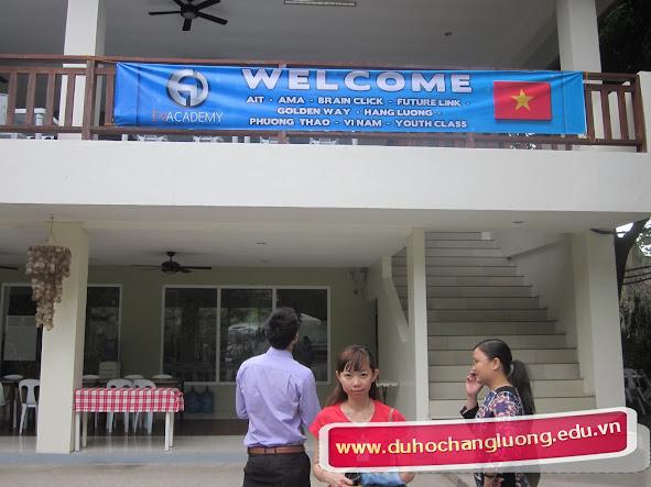 Du học Philippines – Học viện EV