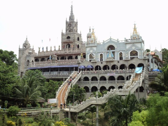 Simala Shrine - Monastery of the Holy Eucharist