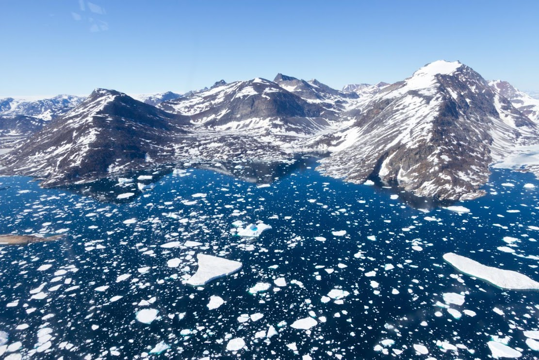 Greenland: Greenland on thin ice?