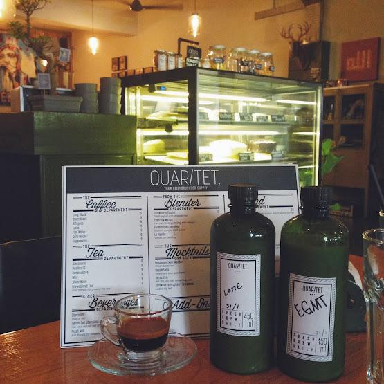 QUARTET TTDI Cafe