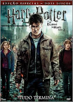 Download – Harry Potter e as Relíquias da Morte: Parte 2 –  RMVB Legendado 2011 Baixar