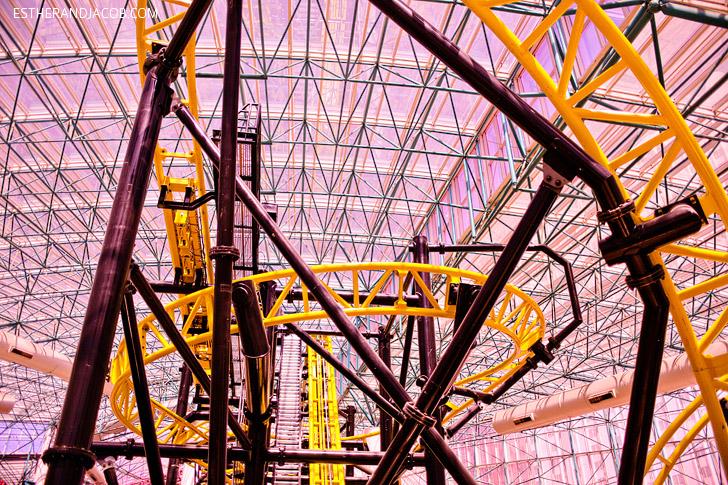 El Loco Circus Circus Adventuredome Rides | Amusement Parks in Las Vegas.