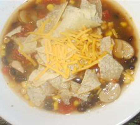 ... six can chicken tortilla soup recipe six can chicken tortilla soup