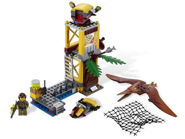 レゴ ダイノ プテラノドン・タワー 5883