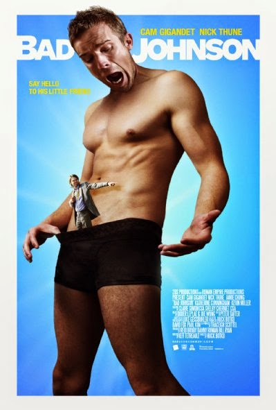 Poster Of English Movie Bad Johnson (2014) Free Download Full New Hollywood Movie Watch Online At Alldownloads4u.Com