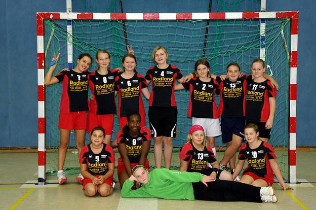 Weibliche D-Jugend 2011/2012