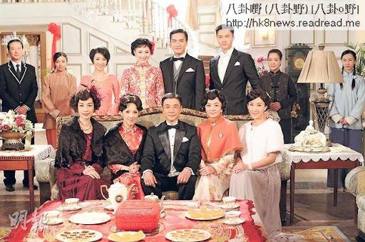 《名媛望族》有大家族的豪華場面,但今次搞社運主題不搞爭產風波。