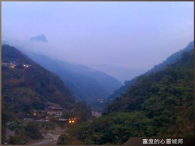 泰安温泉-山嵐美景