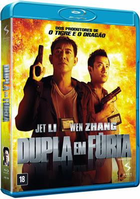 Filme Poster Dupla em Fúria BDRip XviD Dual Audio & RMVB Dublado