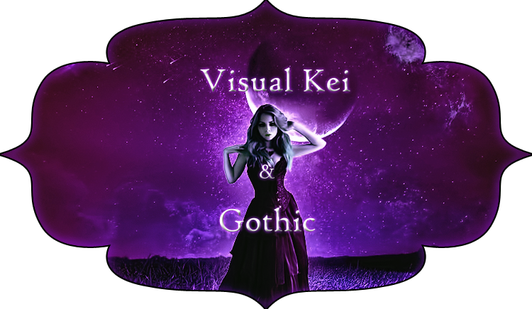Visual Kei and Gothic