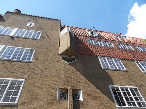 Edificio dall'alto