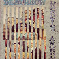 Deathrow – Deception Ignored recenzja okładka review cover