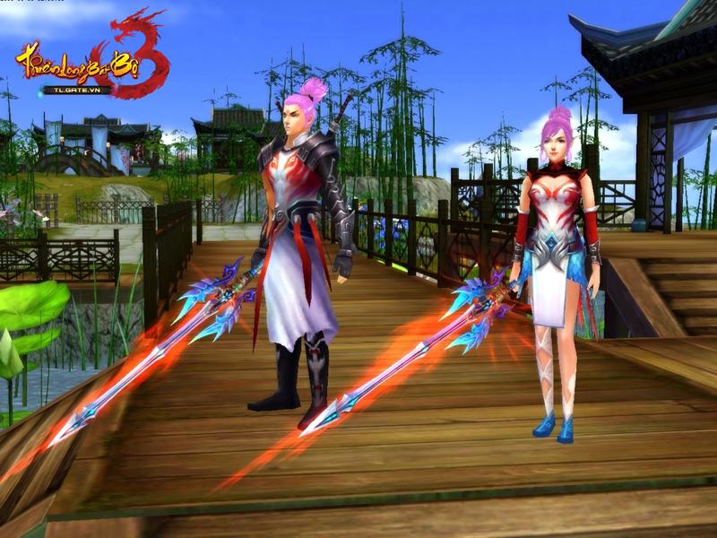 Chiêm ngưỡng thần binh của phiên bản Thần Binh Hải Vực - Ảnh 5