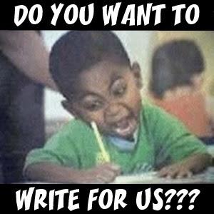 Write for The Man Dem!