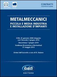 Lavoro news metalmeccanici piccola e media industria e for Ccnl legno e arredamento piccola e media industria