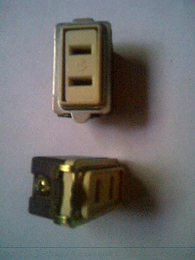 Electricidad Casera Instalar toma corriente Doble o Triple