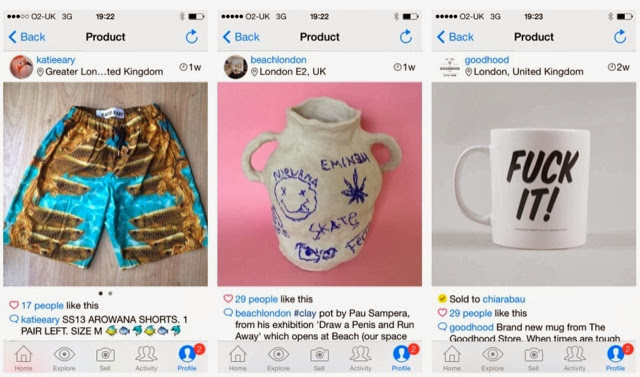 fa972d43c7 Melding the social aspect of Instagram with eBay s easy access