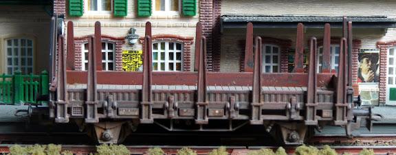 Märklin 00759-24: Rongenwagen