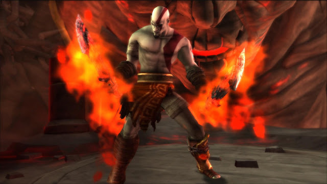 【God of War Origins】高解像度SSとPS3(HD)とPSP版の比較動画が公開。