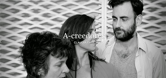 El Festival de Otoño a Primavera estrena 'A-creedores', de Claudia Faci