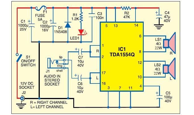 February 2011 Audio Based Circuits
