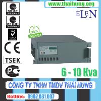 Ups 30Kva, Ups elen 30 Kva   Ups Elen C SERIES 30kva, Thái Hưng phân phối UPS Elen từ 2  600 Kva