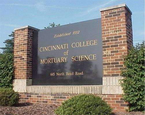 Cincinnati College of Mortuary Science, 645 West North Bend Road, Cincinnati, OH 45224, United States