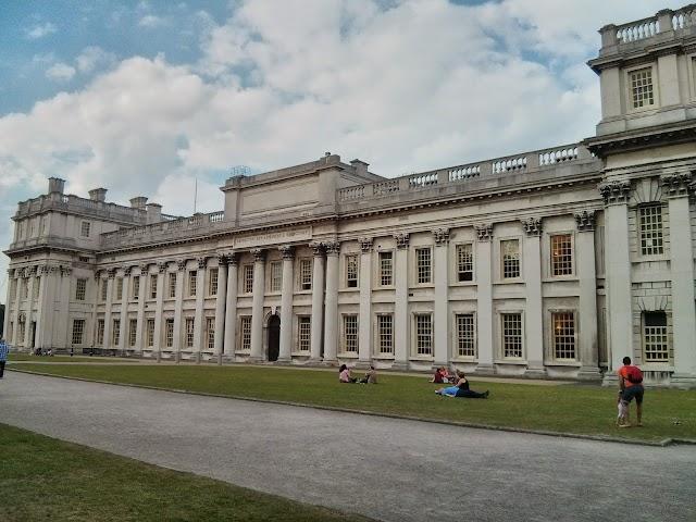 Naval College Gardens