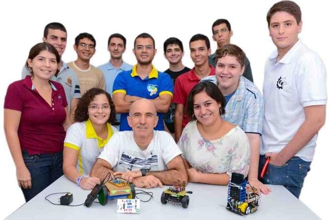 """Projeto da UFRN """"Um Robô por Aluno"""" deve ser implantado em todas as escolas brasileiras"""