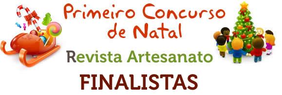 Finalistas concurso de natal