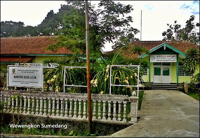 Kantor Desa Licin