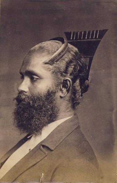 Portrait of a Sinhalese Gentleman - 1880's