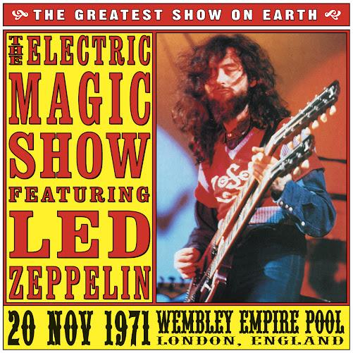 Led Zeppelin - 1971-11-20 - London - Guitars101 - Guitar Forums