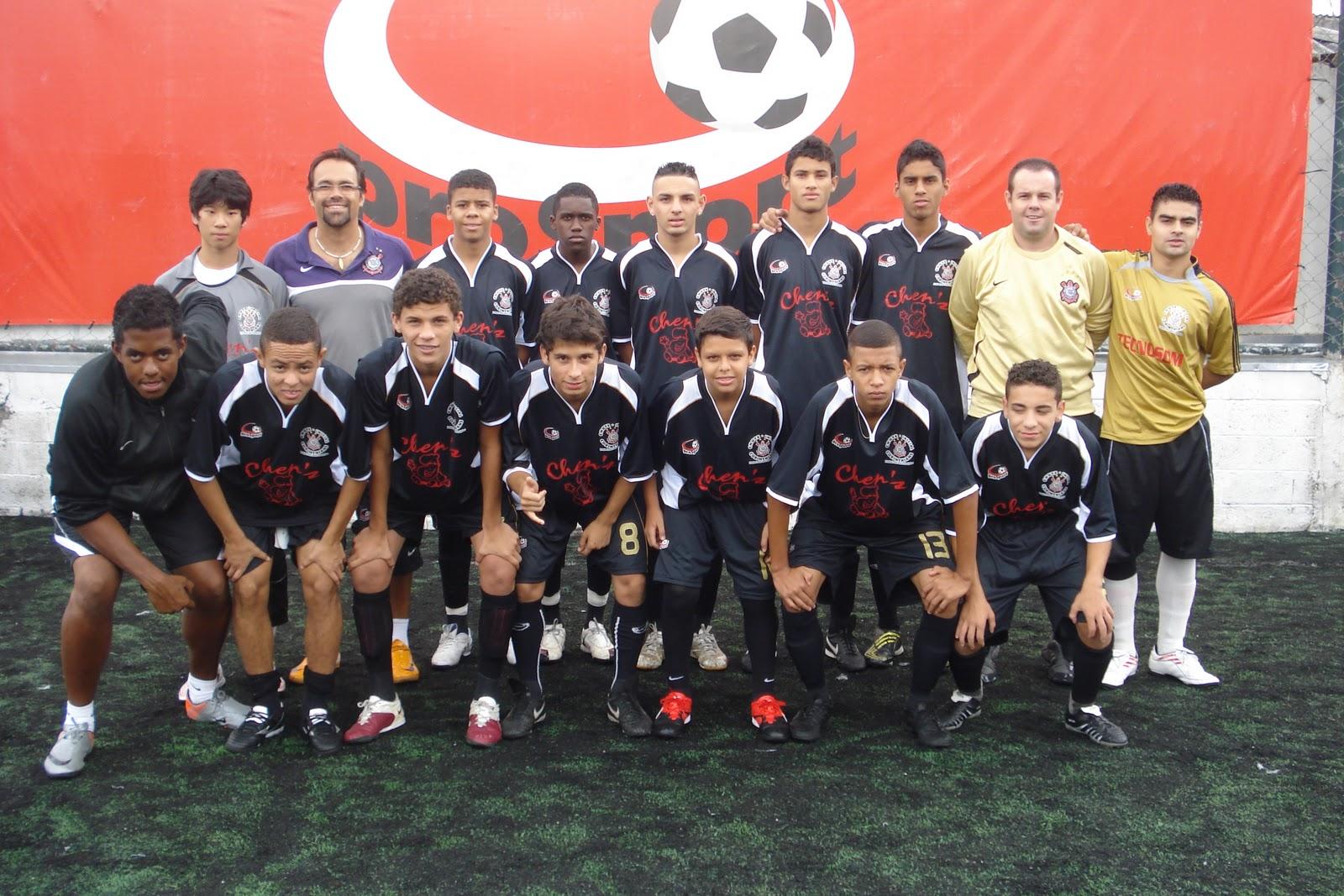 a3300029a6 Sport Club Corinthians Paulista E Miltinho Encerram Seu