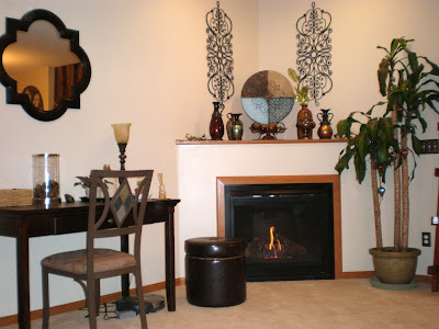 What do you have above your fireplace? - thenest
