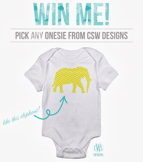 Giveaway from CSW Designs