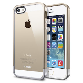SPIGEN SGP iPhone 5S Case Linear Crystal